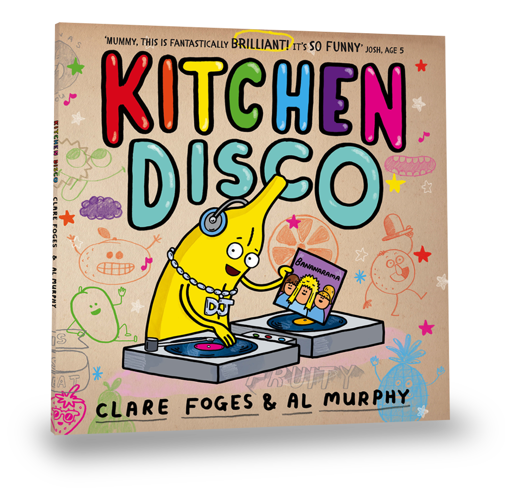 kitchen disco packshot